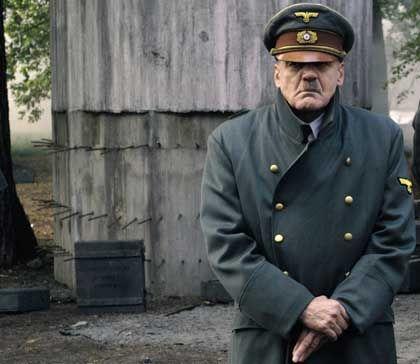 Szene mit Bruno Ganz und Heino Ferch: Hitler als einzige Identifikationsfigur