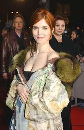 """Gast der Verleihung: Die französische Schauspielerin und Regisseurin Angnès Jaoui (""""Lust auf Anderes"""")"""