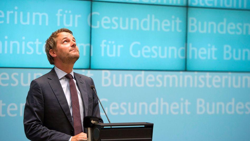 Ex-Gesundheitsminister Bahr (Archivbild): Ein Segen für die PKV