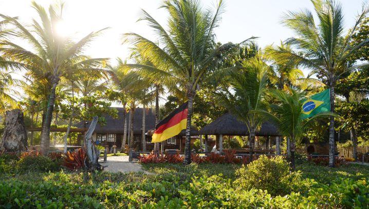 Campo Bahia: Das WM-Quartier der Nationalmannschaft