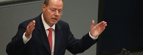 German Finance Minister Peer Steinbrück says he's as baffled as anyone.