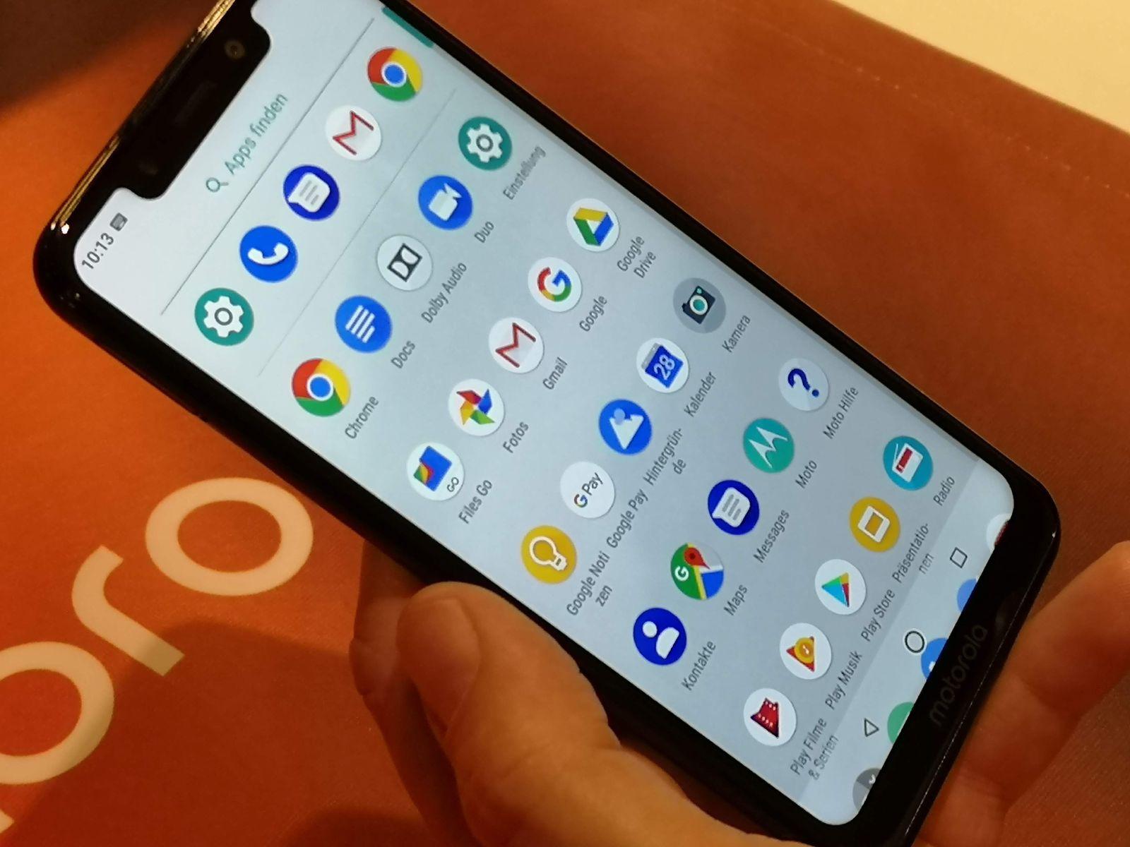 Ifa-Gadgets/ Motorola Android One
