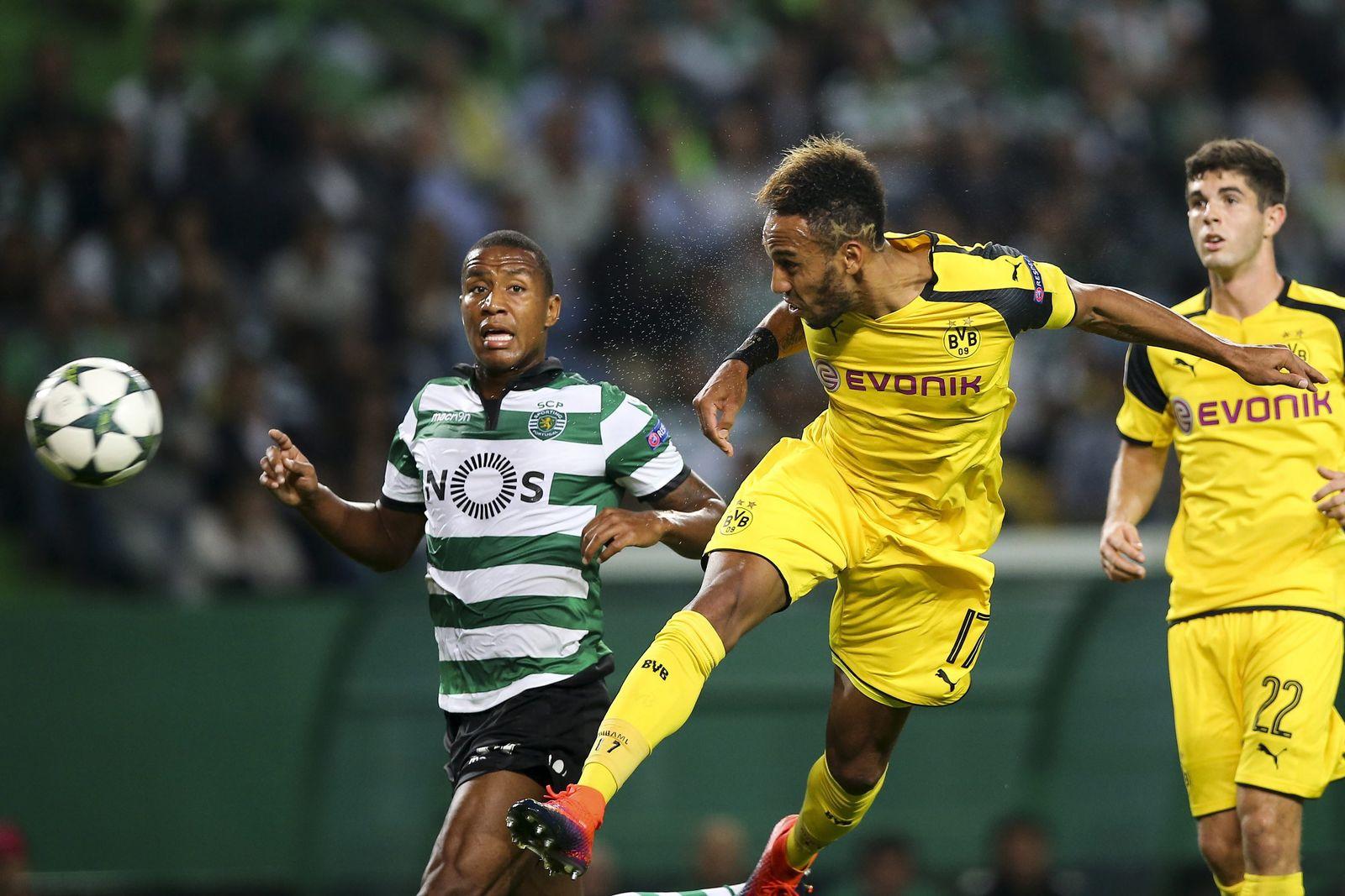Sporting Lisbon vs Borussia Dortmund