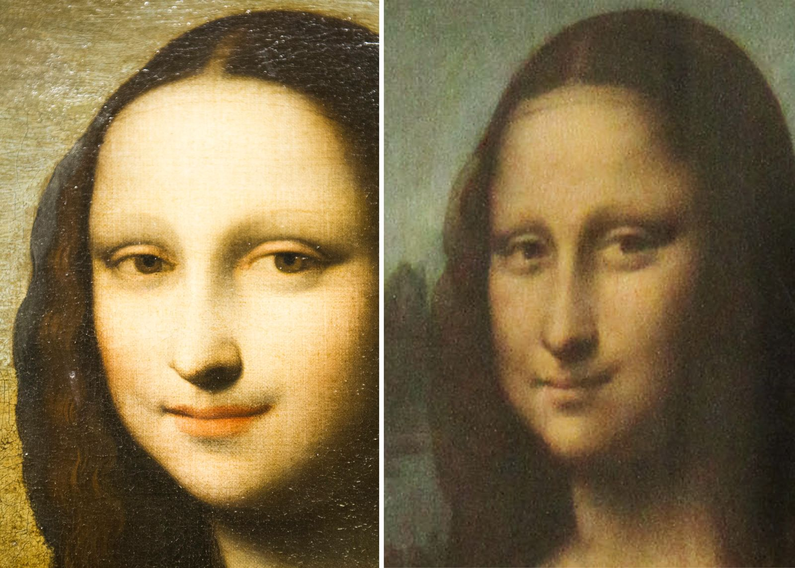 Switzerland Another Mona Lisa