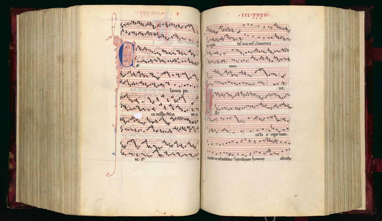 EINMALIGE VERWENDUNG Mittelalter-Musik Noten Dietz