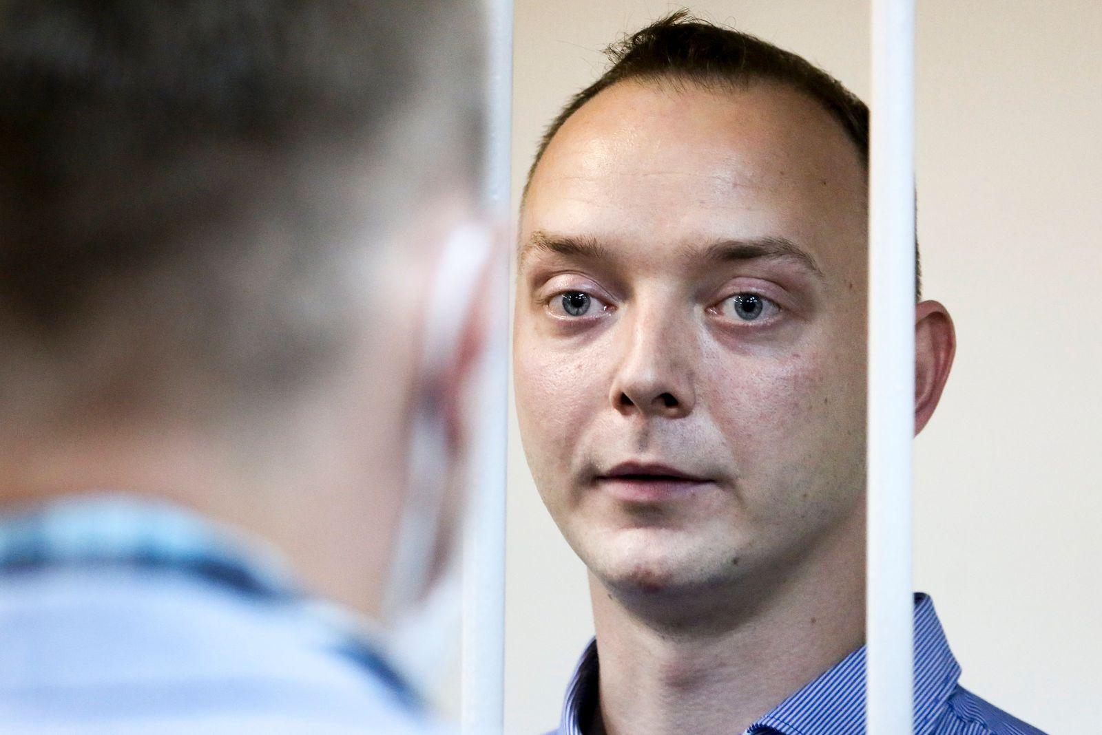 Russlands Inlandsgeheimdienst nimmt mutmaßlichen Nato-Spion fest