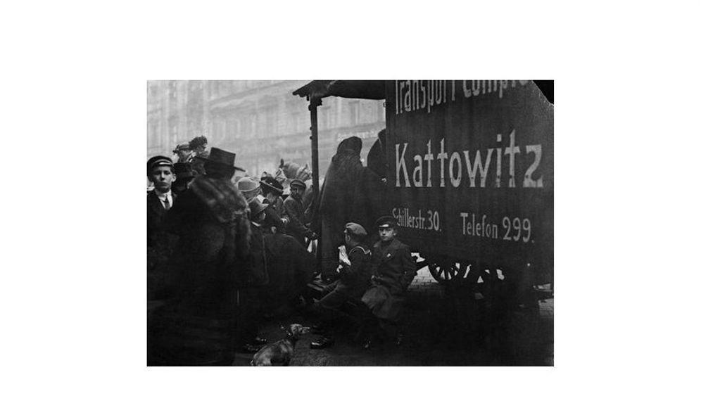 Jüdische Kindheit in Polen: Anschlag mit Teetasse