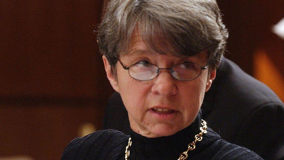 SEC-Chefin Mary Jo White