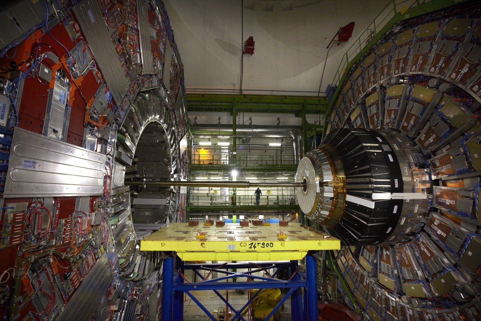 CERN / Teilchenbeschleuniger