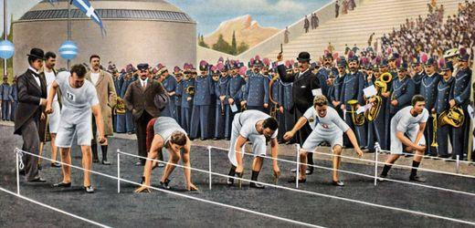 Olympische Spiele 1896 in Athen: Wie Pierre de Coubertin Olympia wiederbelebte
