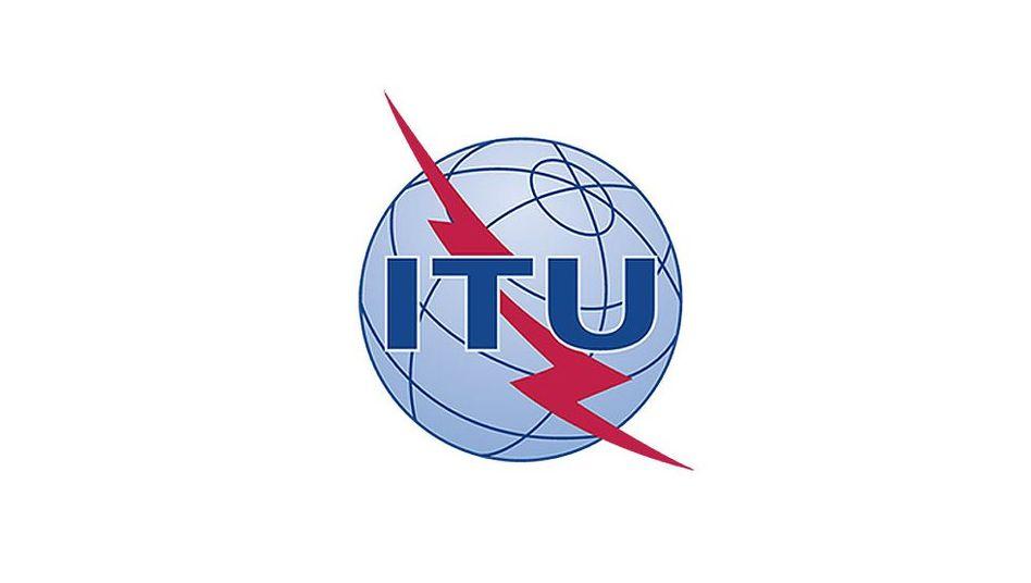 Logo der Internationalen Fernmeldeunion (ITU): Delegation mit Industrievertretern