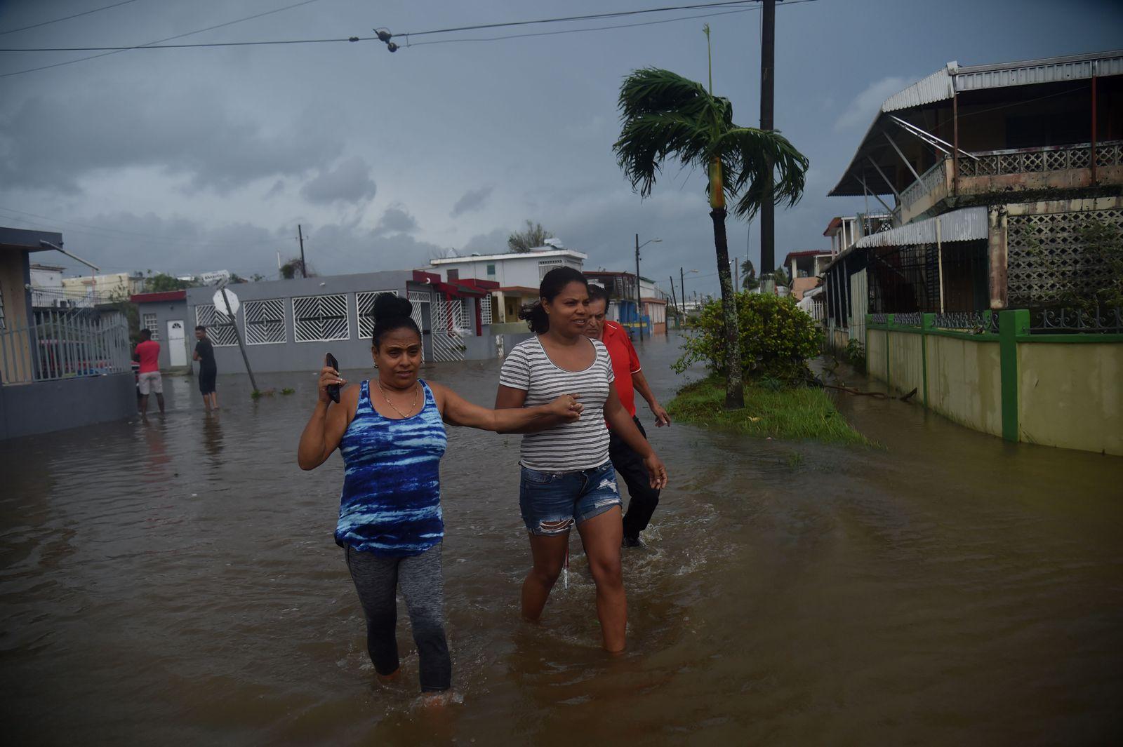 Puerto Rico Hurrikan