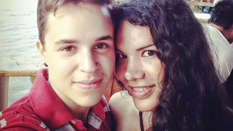 """Fernando Machado und seine Partnerin Diane Rodriguez: """"Unser Kind ist die Revolution von morgen"""""""