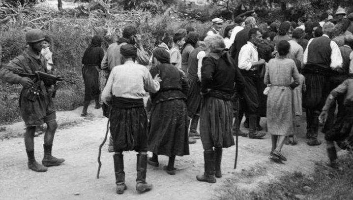 """NS-Gräuel in Griechenland: """"Kampf auch gegen Frauen und Kinder"""""""