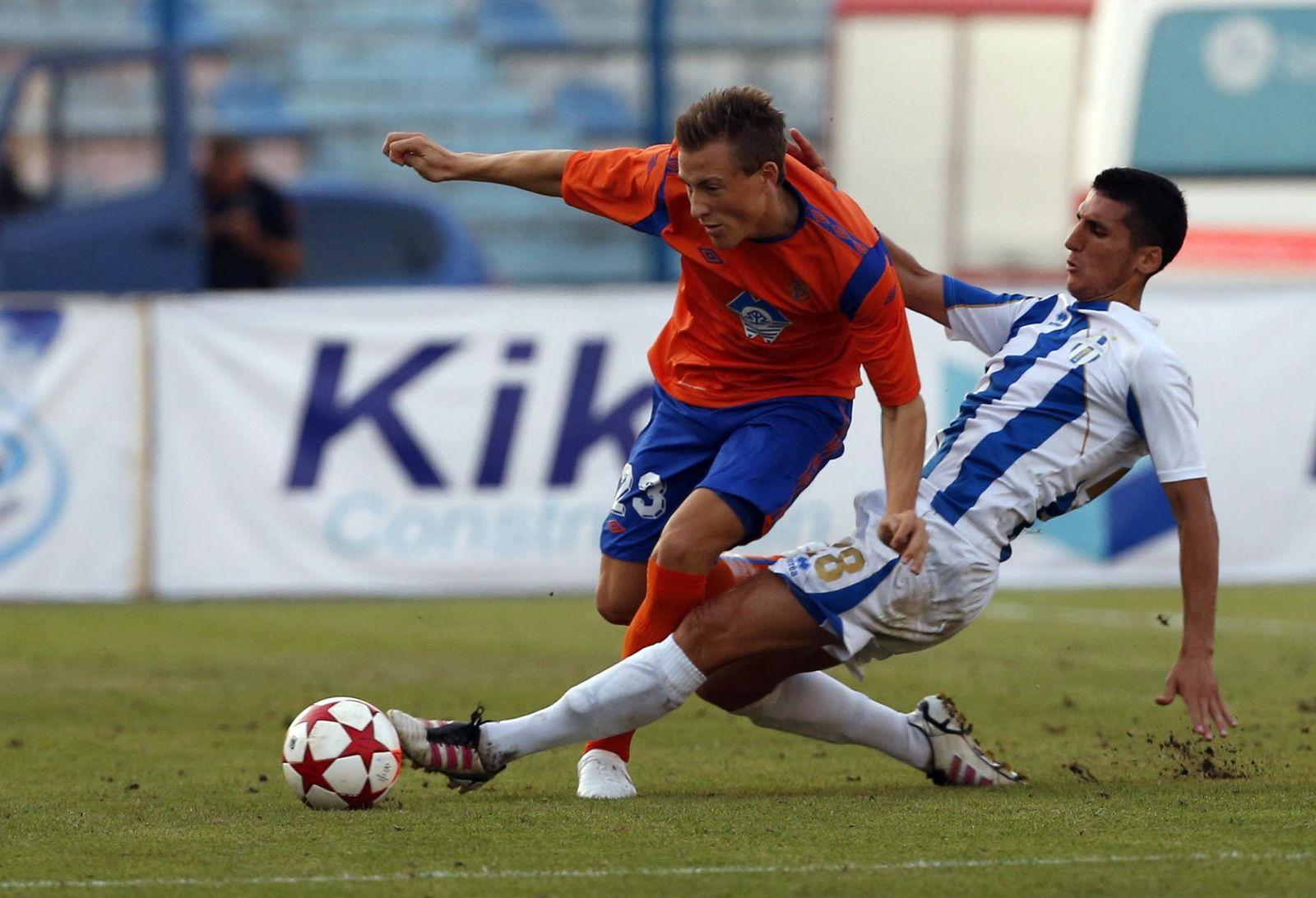KF Tirana vs Aalesund FK