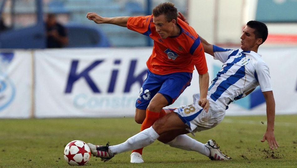 Aalesunds FK gegen KF Tirana: Verdacht auf Manipulation