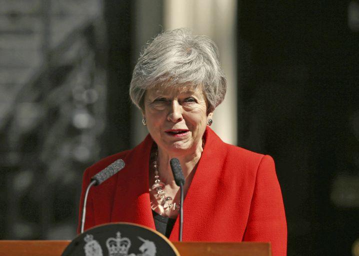 """Die Ankündigung ihres Rücktritts: """"Enorme Dankbarkeit, dass ich dem Land dienen durfte, das ich liebe"""""""