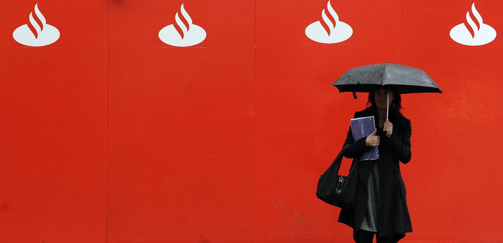 Santander Spanish banks