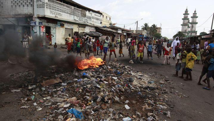 Elfenbeinküste: Gefährliche Spannungen in Westafrika