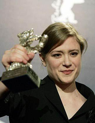 Julia Jentzsch: die Schauspielerin wurde bereits mit dem Silbernen Bären ausgezeichnet