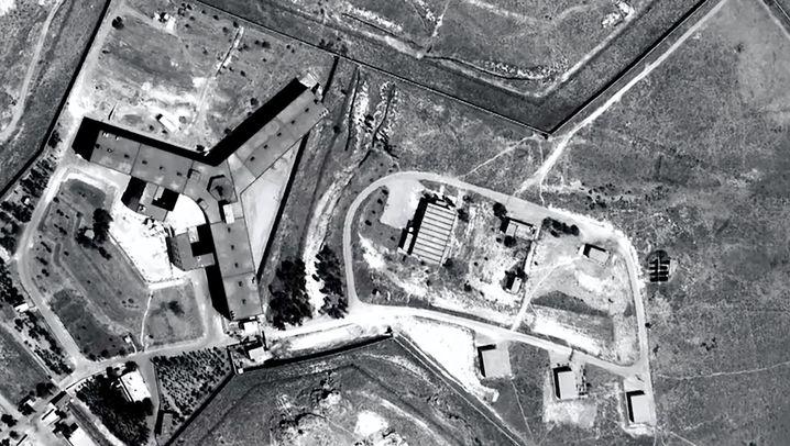 """Gefängnis Syrien: """"Schlachthaus für Menschen"""""""