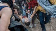 Der Todesschuss an Europas Grenze