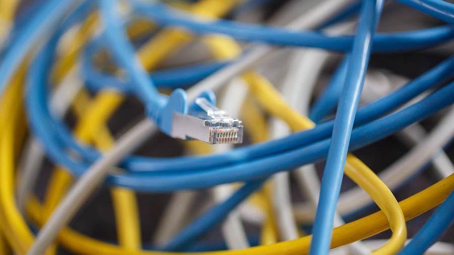 Mehr als 200 Glasfaserkabel sollen die Briten angezapft haben