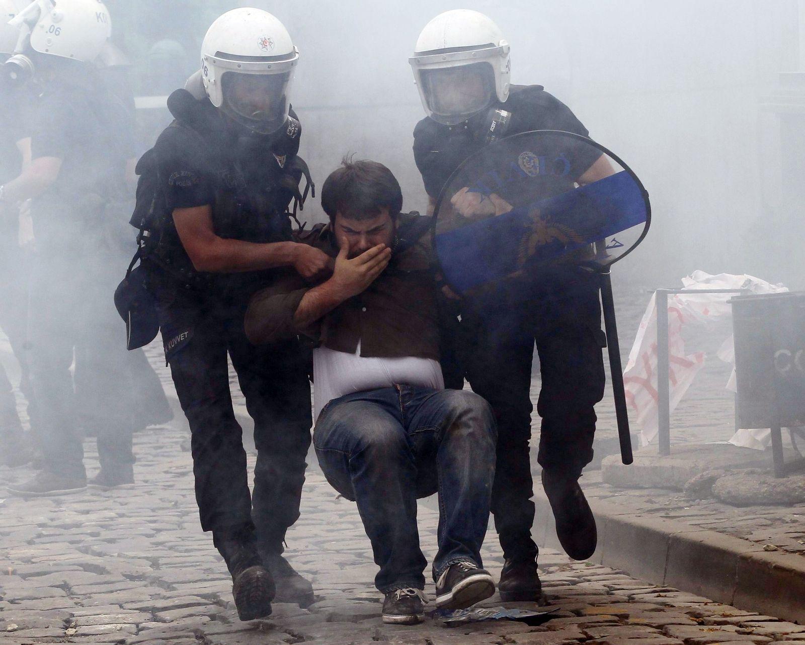 Proteste Türkei