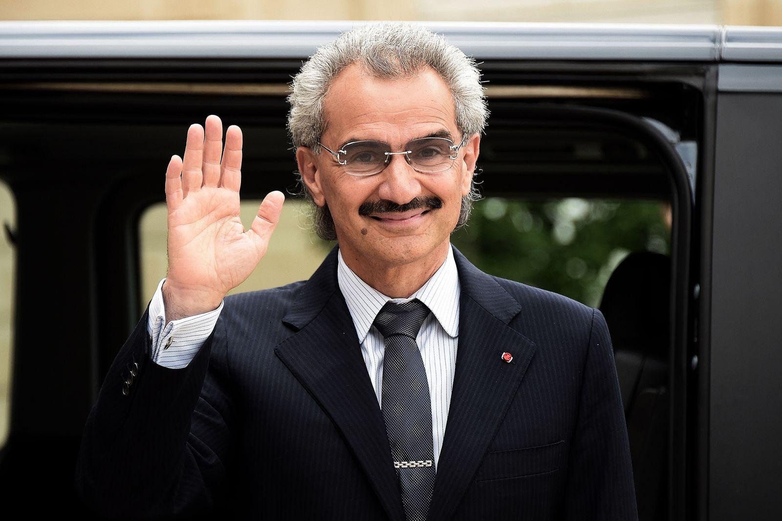 Saudi-Arabien/ Festnahmen/ Al Waleed bin Talal bin Abdulaziz Al Saoud