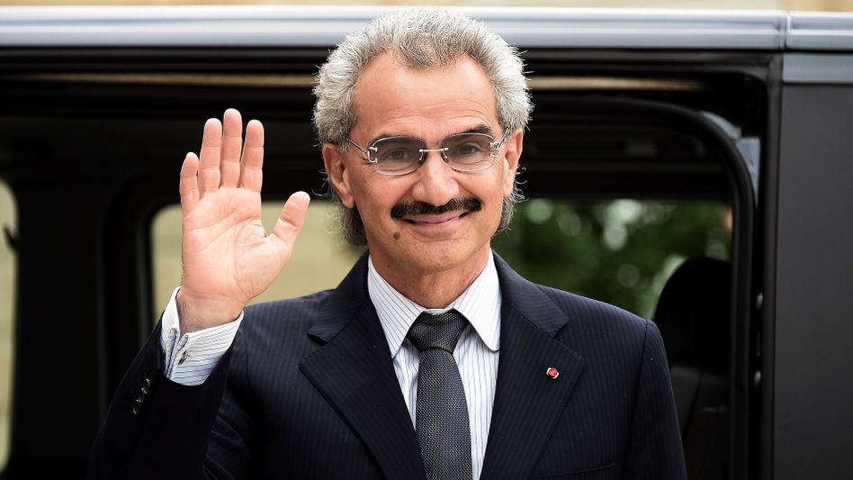 Prinz Alwaleed bin Talal