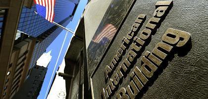 AIG-Zentrale in New York: Manager zahlen Boni zurück