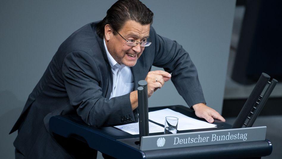 """Stephan Brandner (AfD) im Bundestag: Verbände werfen ihm """"verabscheuungswürdige"""" Aussagen vor"""