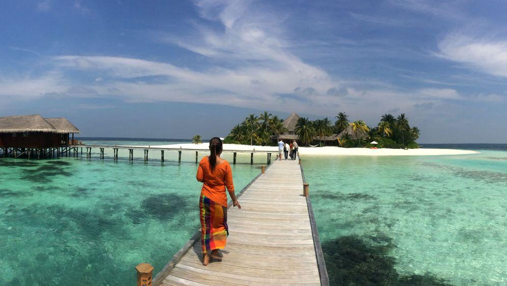 """Kulturschock Malediven: """"Gastarbeiterin"""" im Paradies"""