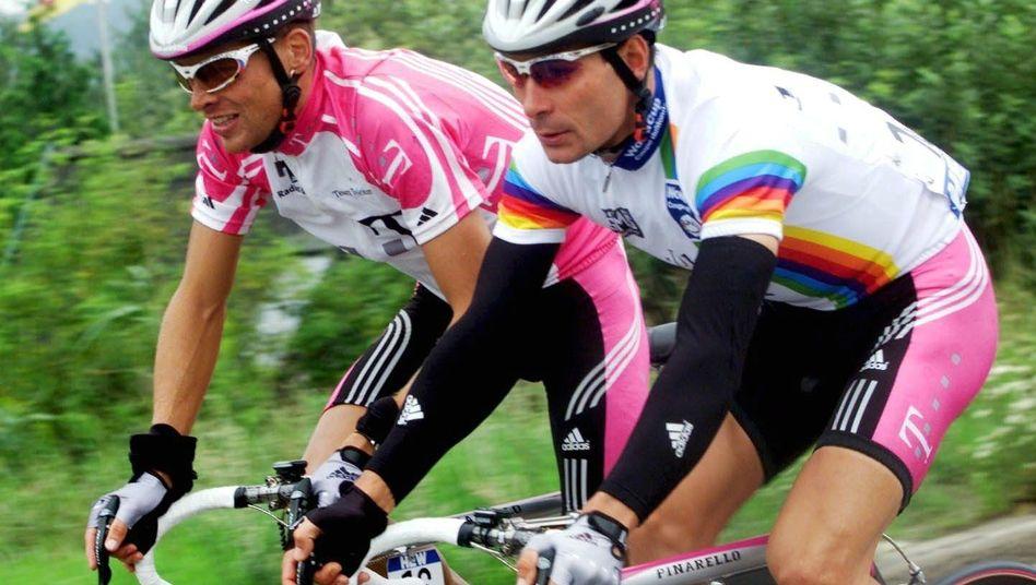 Dopingsünder Ullrich, Zabel (r.): Sponsoren verlangen Gelder zurück