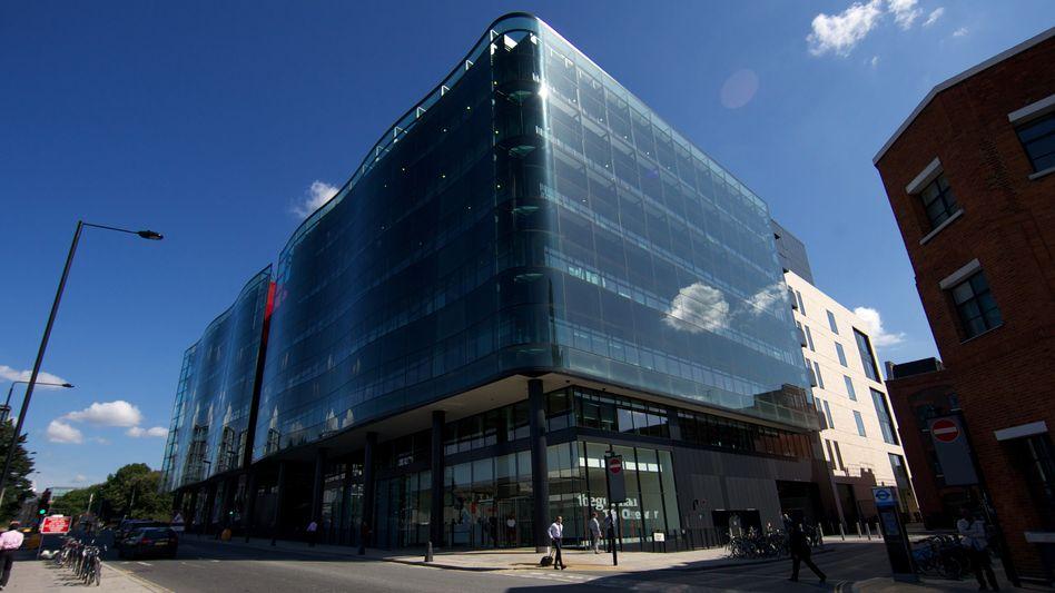 """""""Guardian""""-Büro in London"""