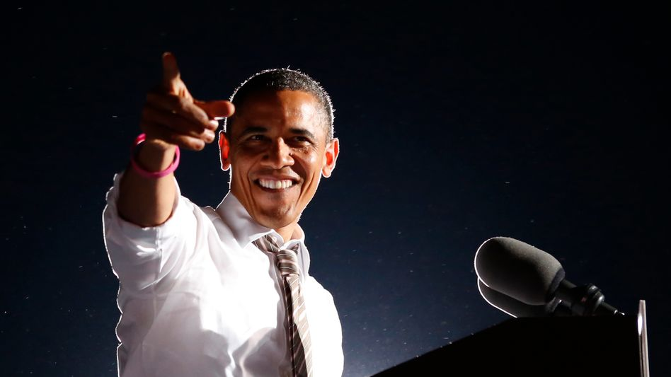 Awesome: Barack Obama has more women and Hispanics at the table