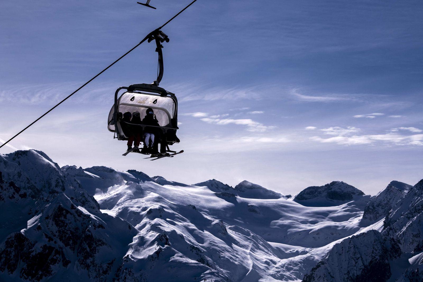 Italiens Skigebiete dürfen ab Mitte Januar wieder loslegen