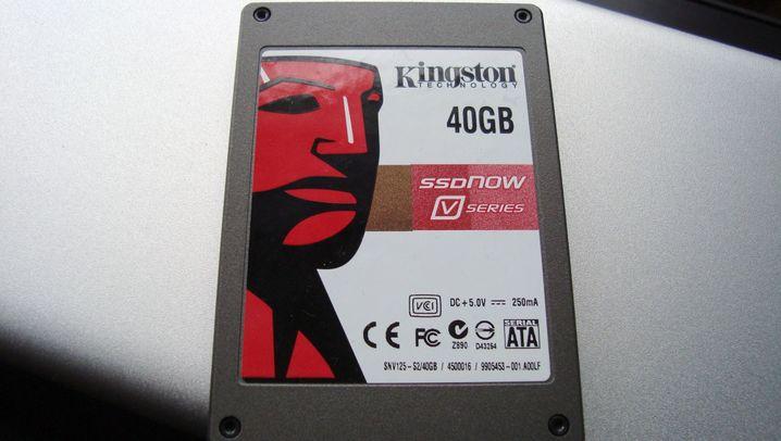 Flash-Festplatten: Mehr Speed für den PC