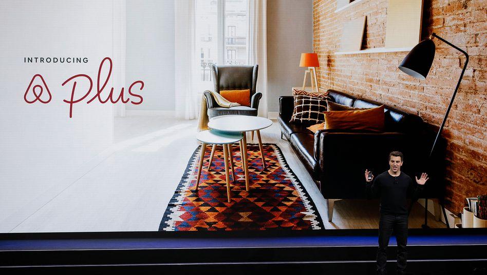 """Airbnb-CEO Brian Chesky: """"Was ihr von uns braucht, sind Taten, nicht nur Worte"""""""