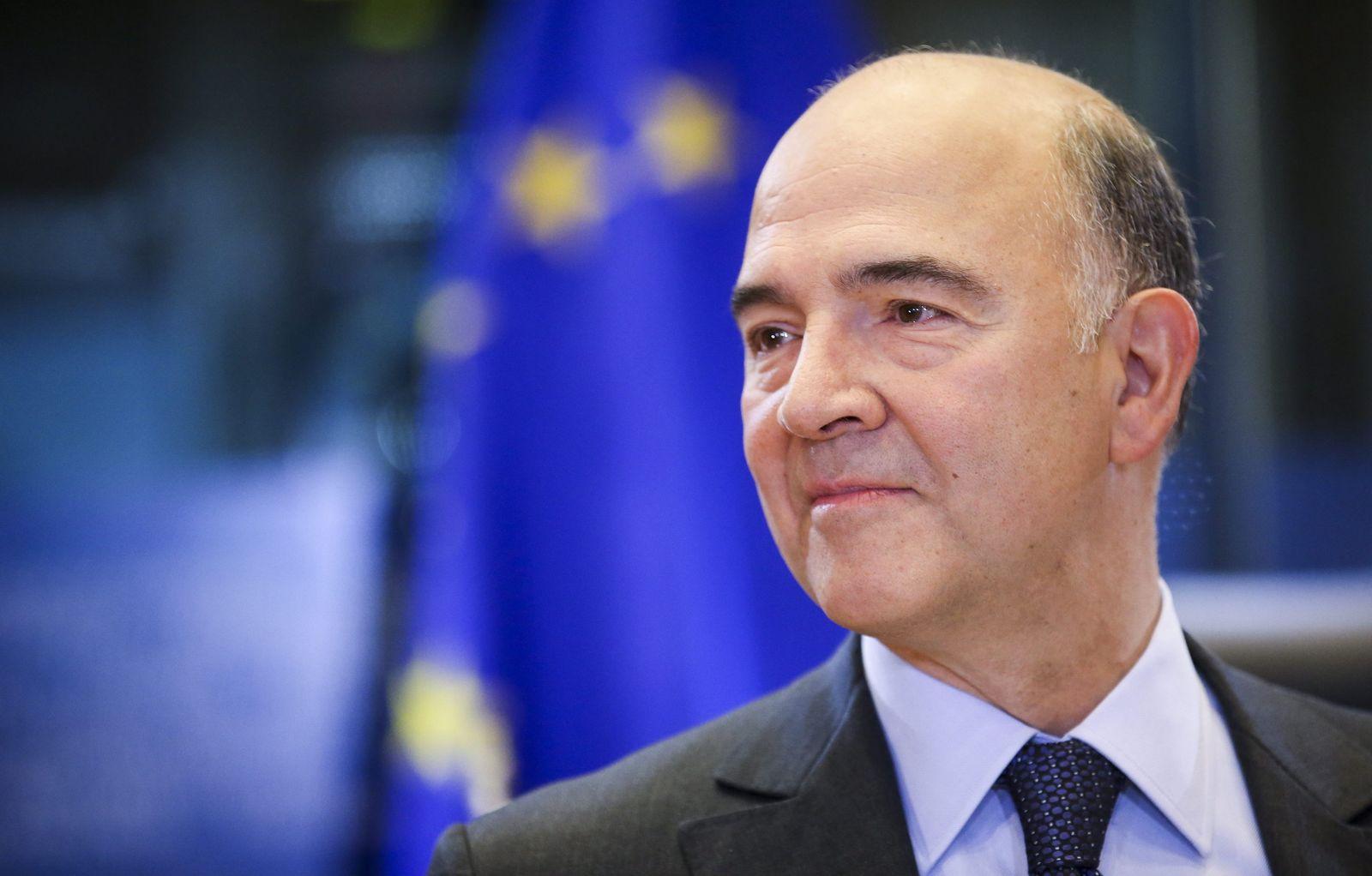 EU-Kommissare/ Moscovici