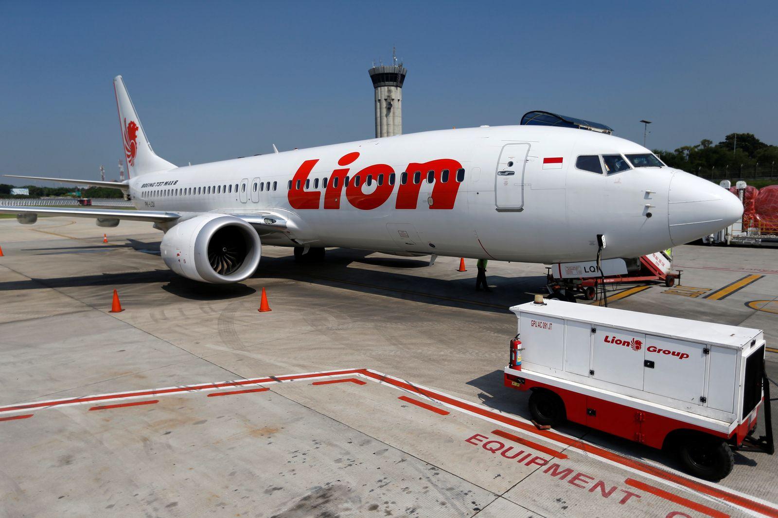 ETHIOPIA-AIRPLANE/AIRLINES-INDONESIA