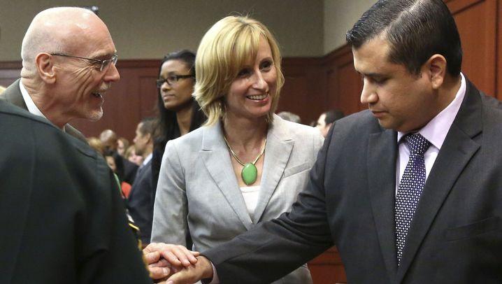 Urteil im Fall Trayvon Martin: Protest nach dem Freispruch für George Zimmerman