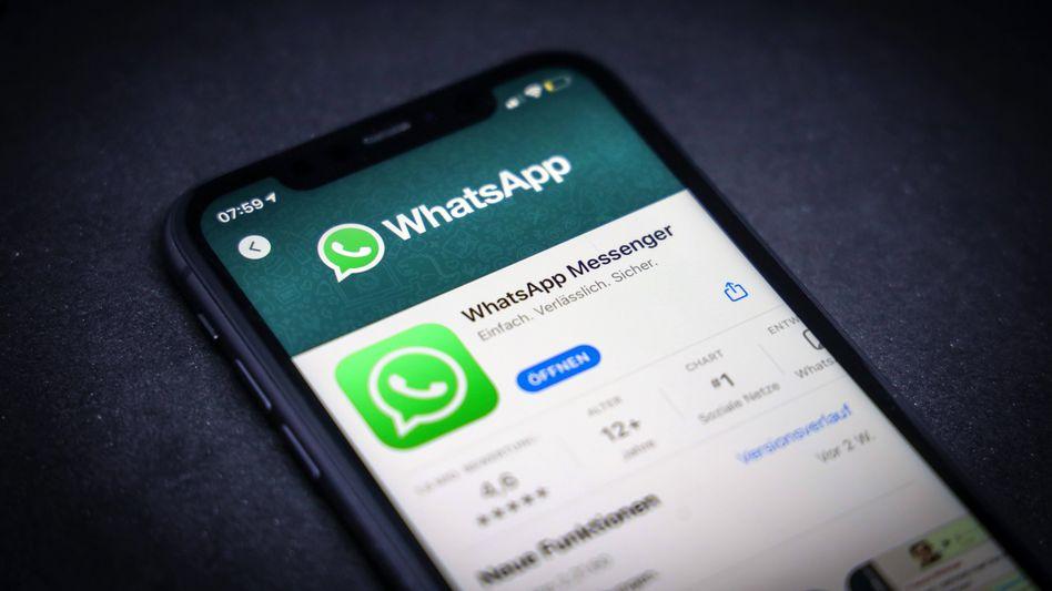 WhatsApp: Eine der bekanntesten Chat-Apps überhaupt