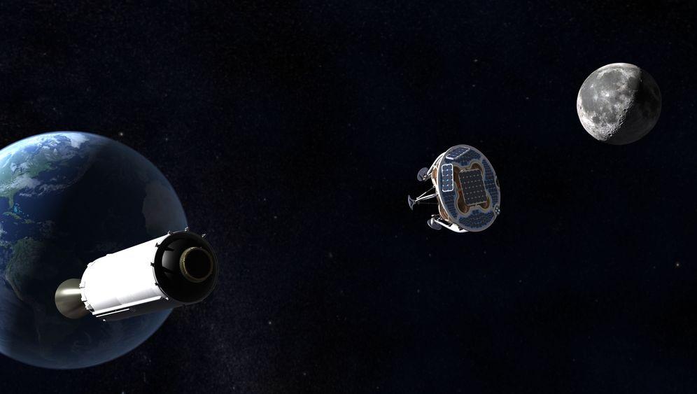 Private Raumfahrt: Israelis kaufen Ticket zum Mond