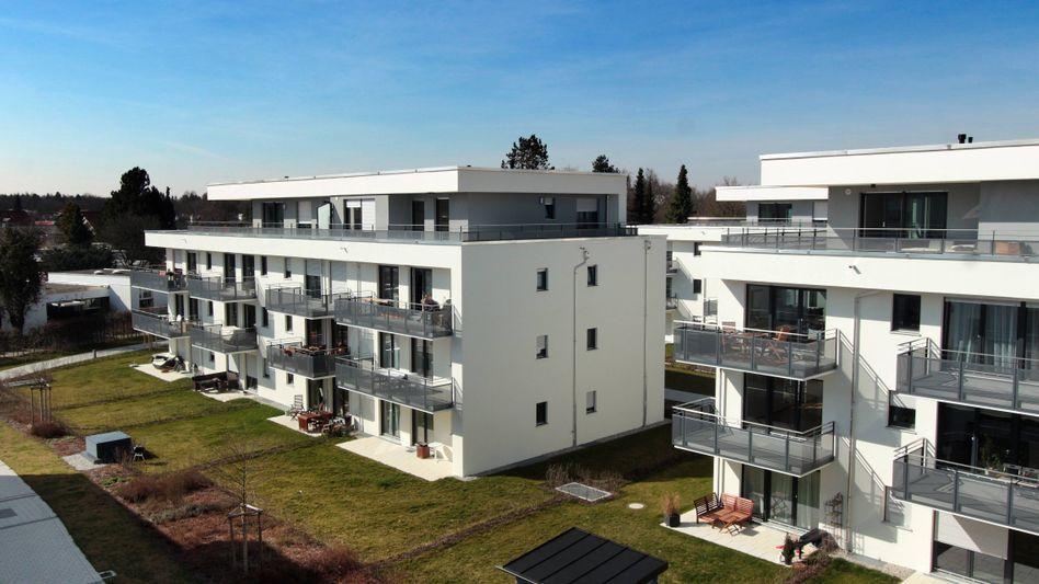 Neubaugebiet (in Bayern)