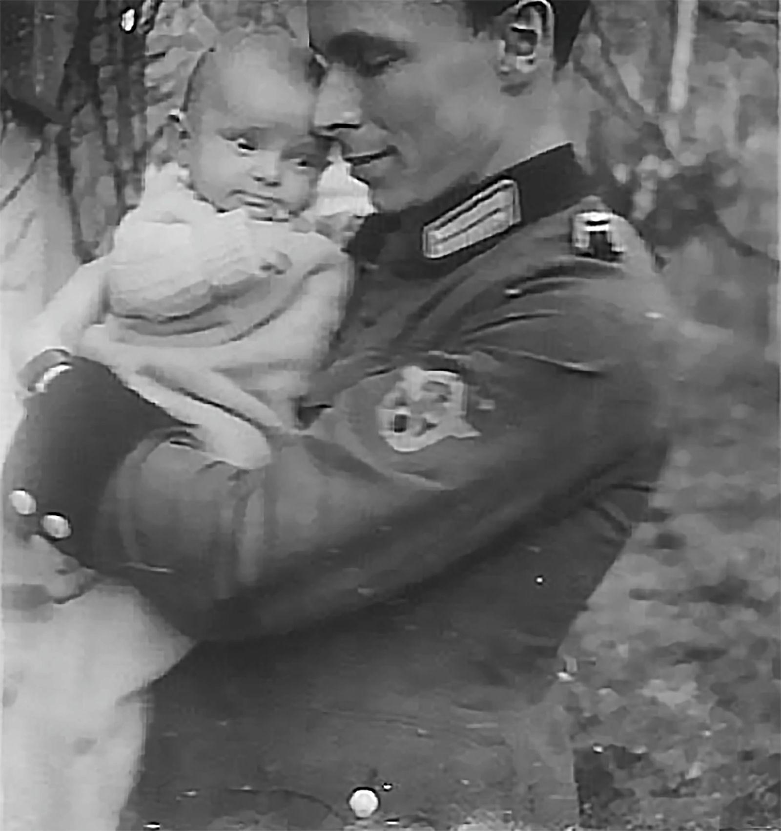 Bombardierung Dresden - Vater Petra Roschinsky