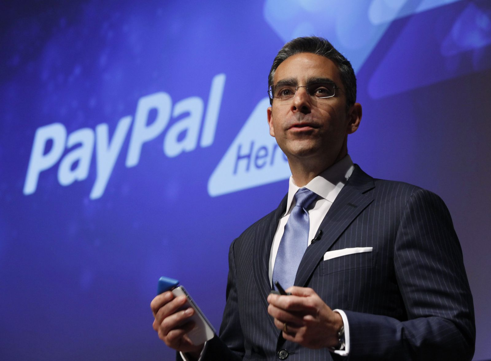 PayPal-Chef David Marcus