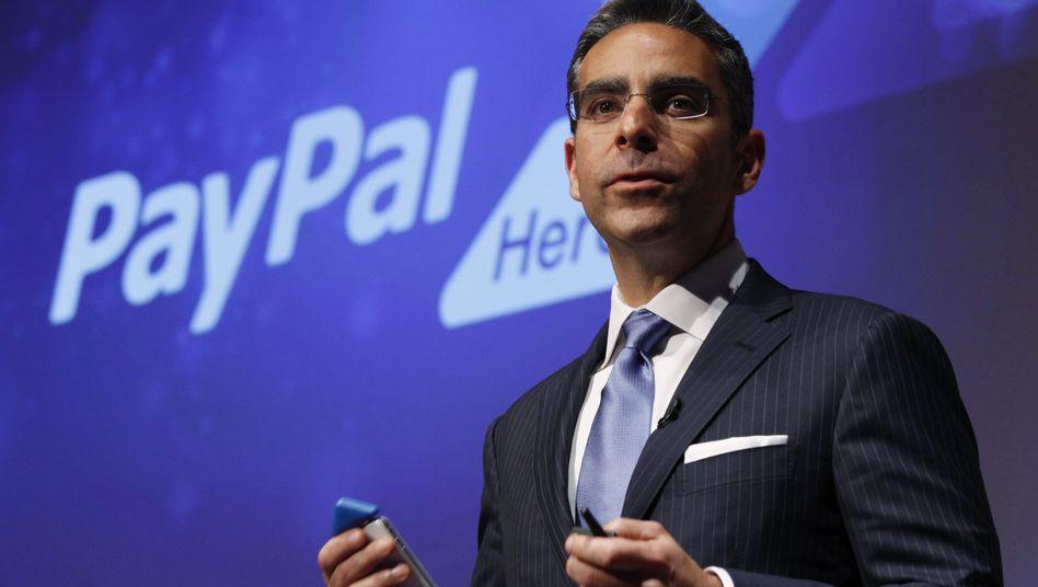 PayPal-Chef David Marcus: Lieber Produktentwickler als Boss
