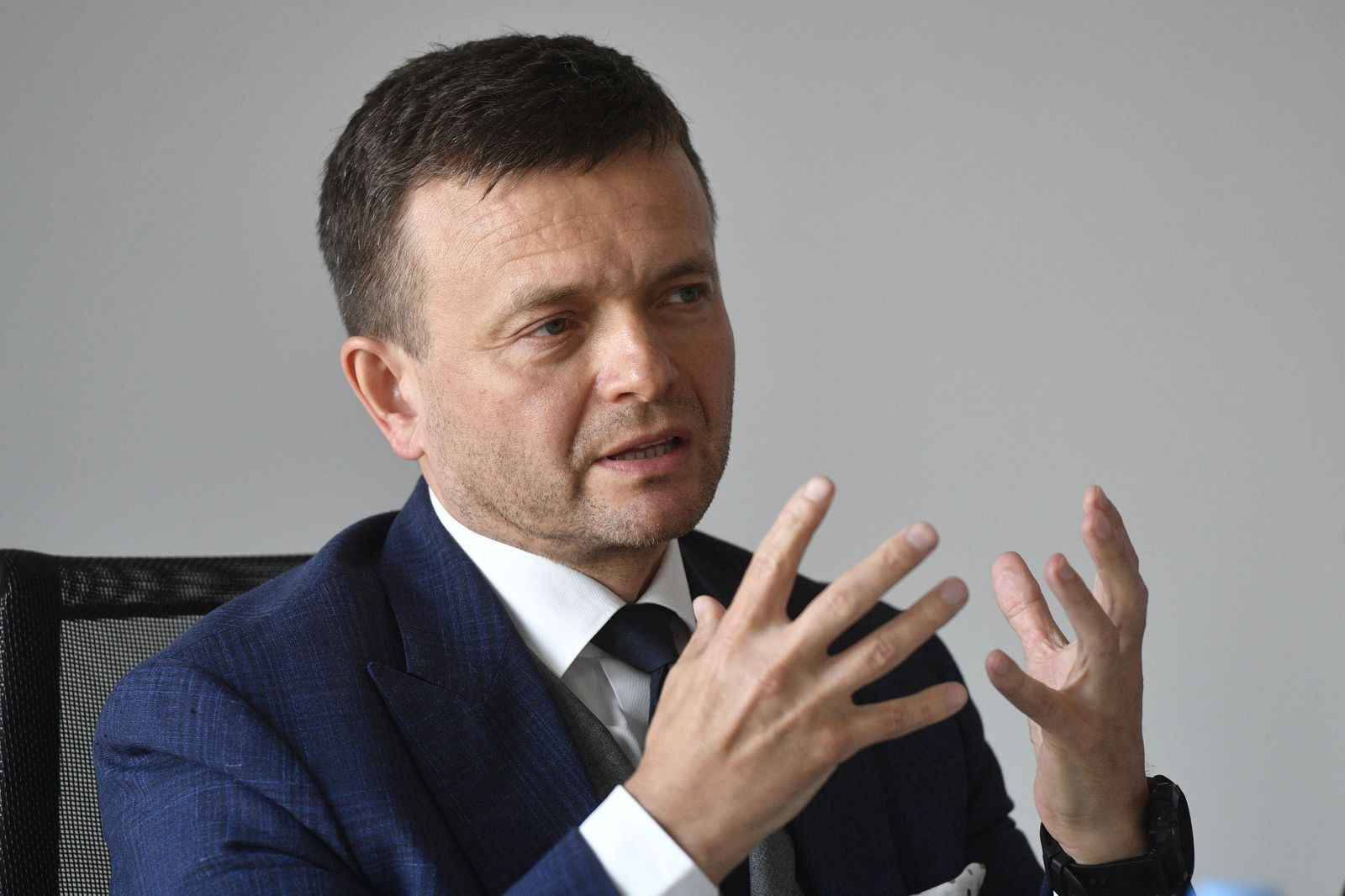 Jaroslav Hascak, Penta Investments