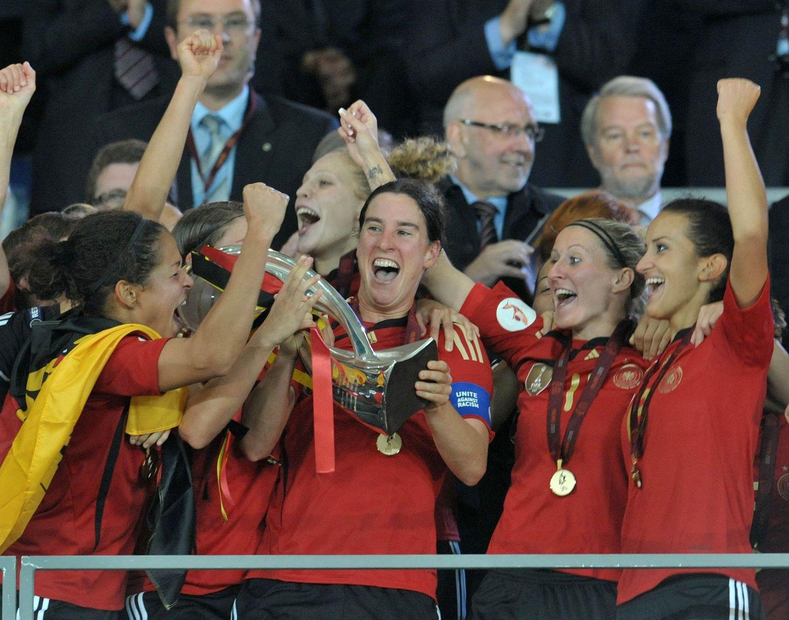 Top 2009 Frauennationalmannschaft